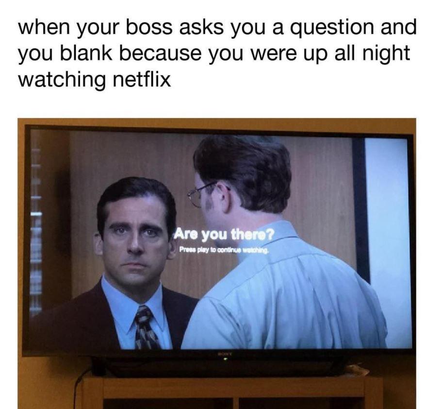 Funny boss meme