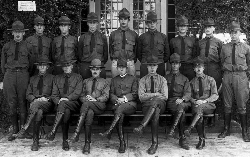 UF ROTC 1920's