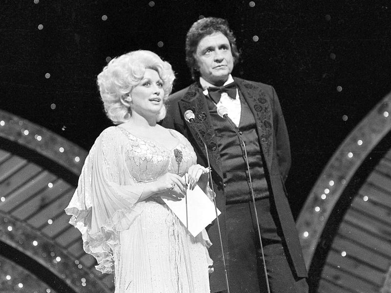 dolly parton and johnny cash