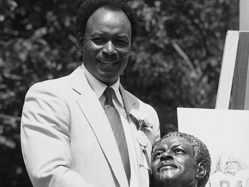 Hall of Famer Willie Brown