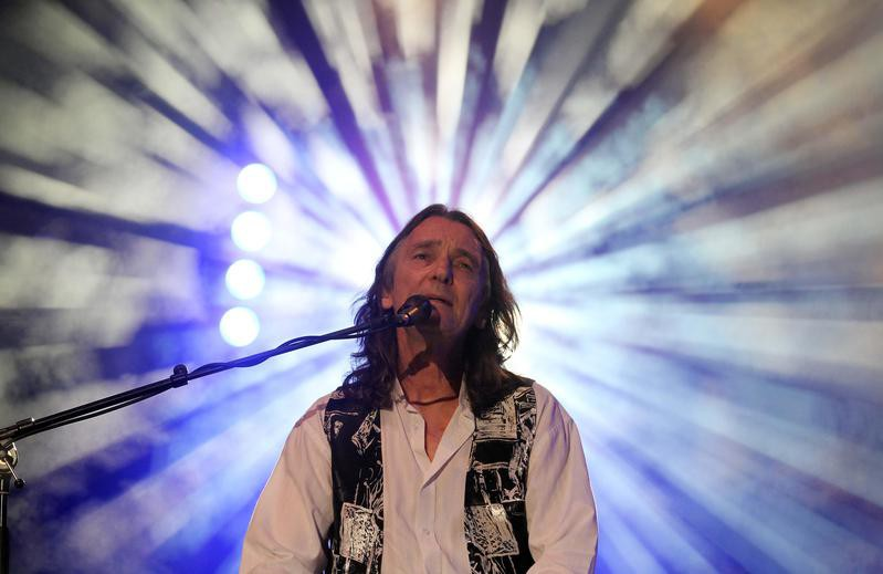 """Roger Hodgson performs at the """"Donauinselfest"""""""