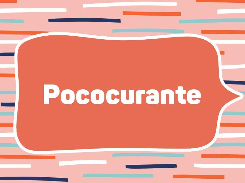2003: Pococurante
