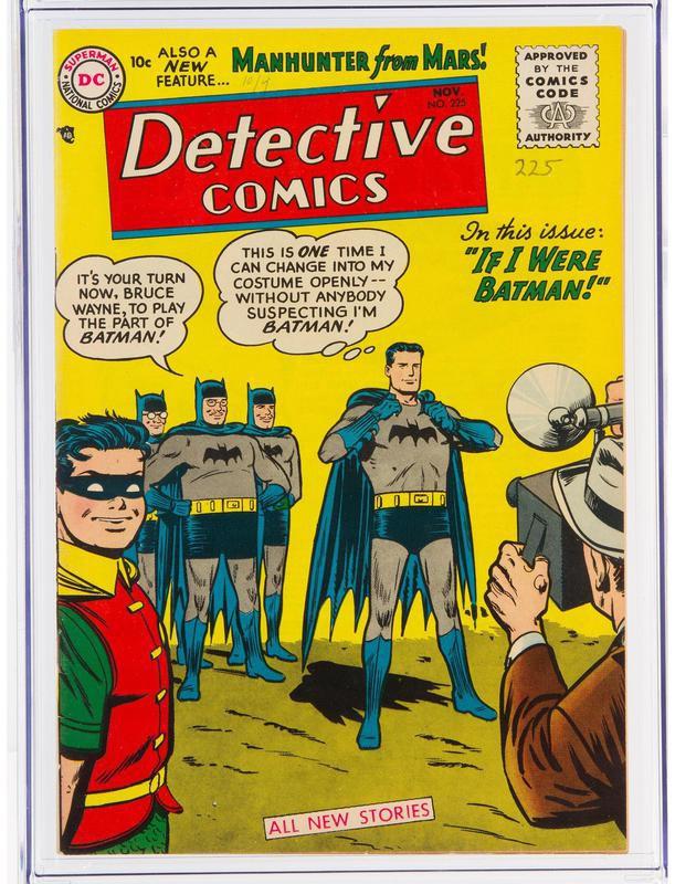 Detective Comics No. 225