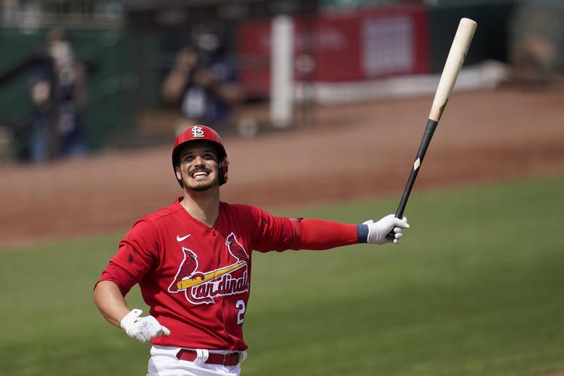 St. Louis Cardinals third baseman Nolan Arenado