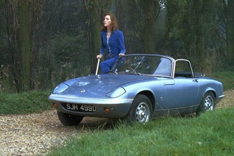 47. 1967 Lotus Elan