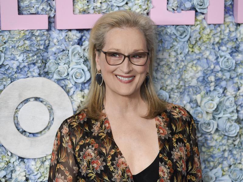 Meryl Streep Now