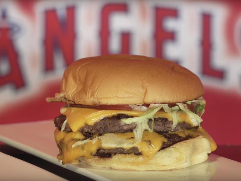 Big A Burger