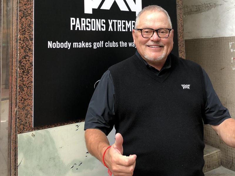 Bob Parsons GoDaddy