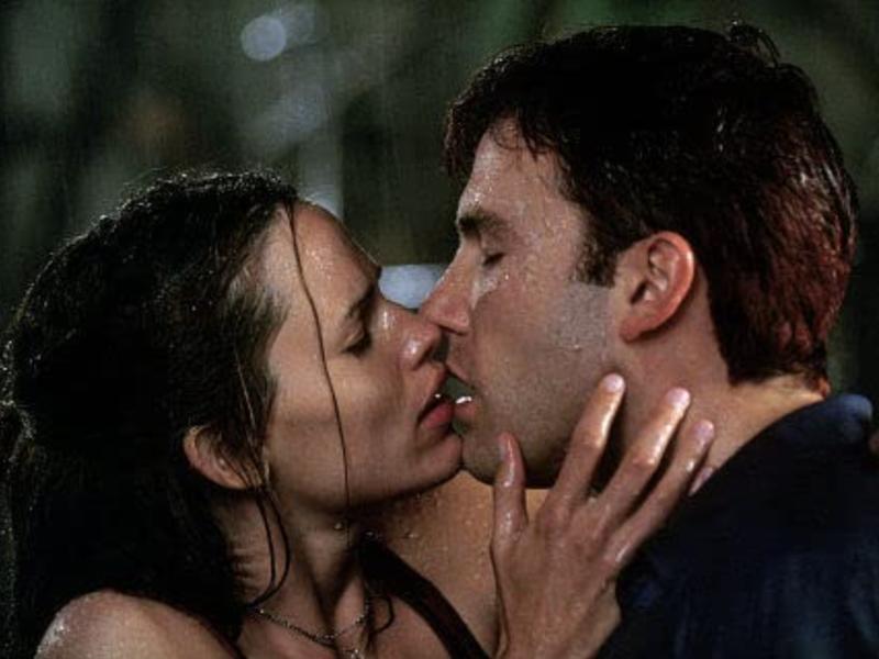 Jennifer Garner & Ben Affleck in Daredevil