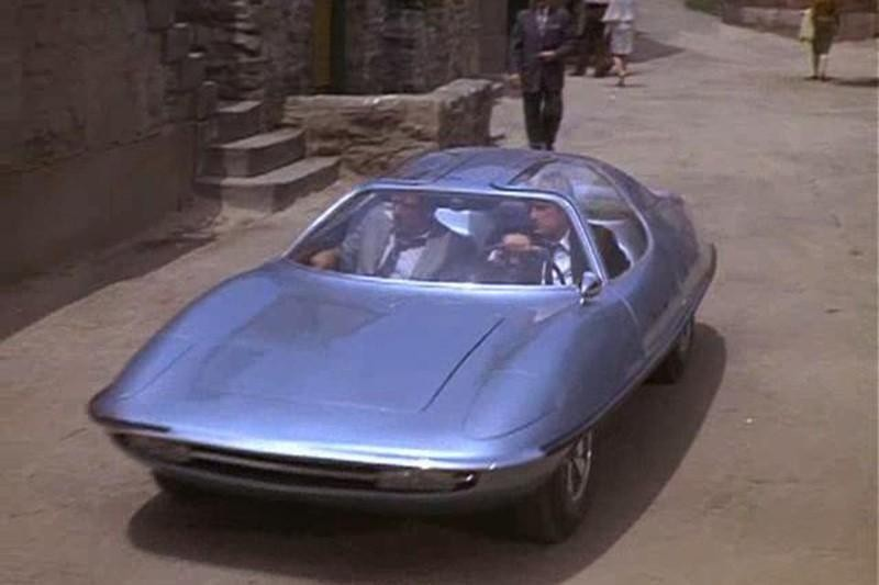 31. The Piranha Coupe