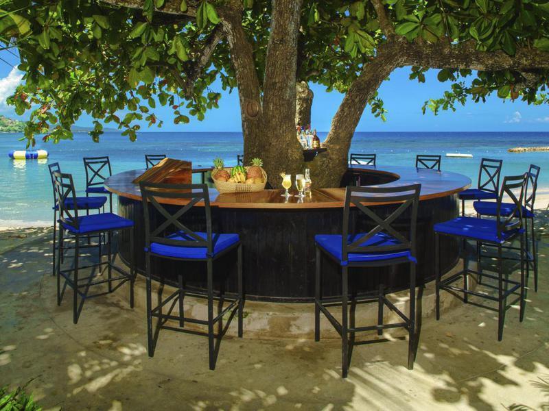 beach bar jamaica