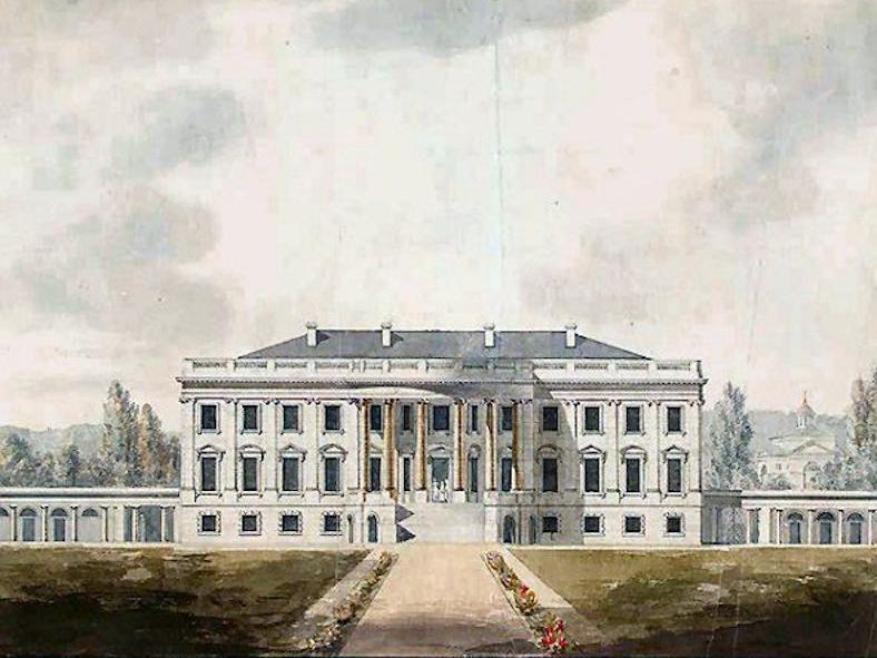 White House 1810