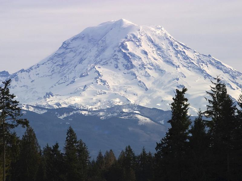 Mount Rainier - Present