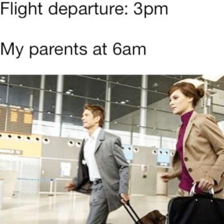 Family vacation Mem
