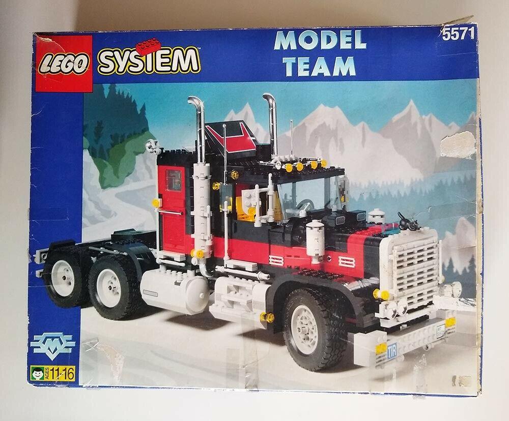 Giant Truck Lego