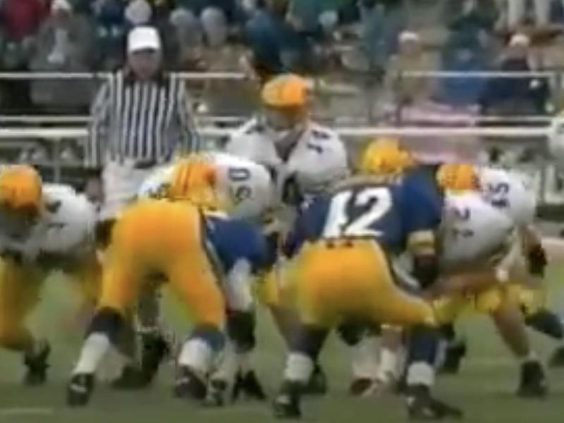 1993 St. Ignatius offense