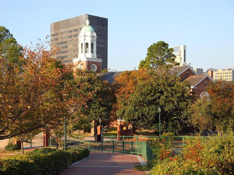 Autumn in Augusta