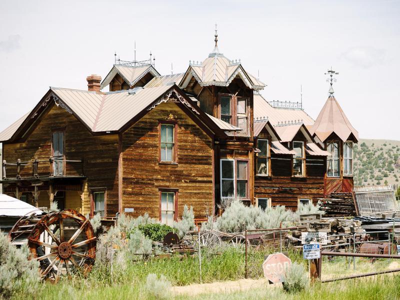 Haunted Virginia City, Montana