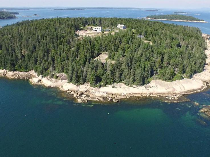 Spruce Island