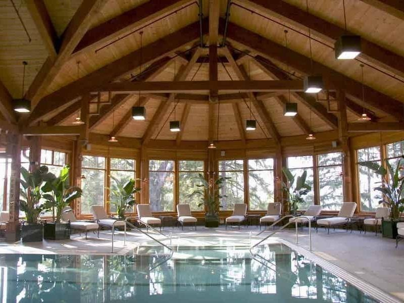 Spa at Mohonk Mountain House
