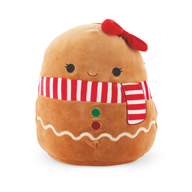 Gina the Gingerbread Girl Squishmallow