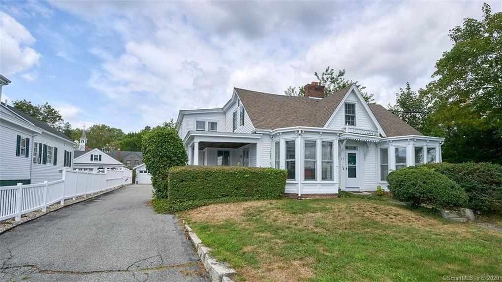 House in Mystic, Connecticut