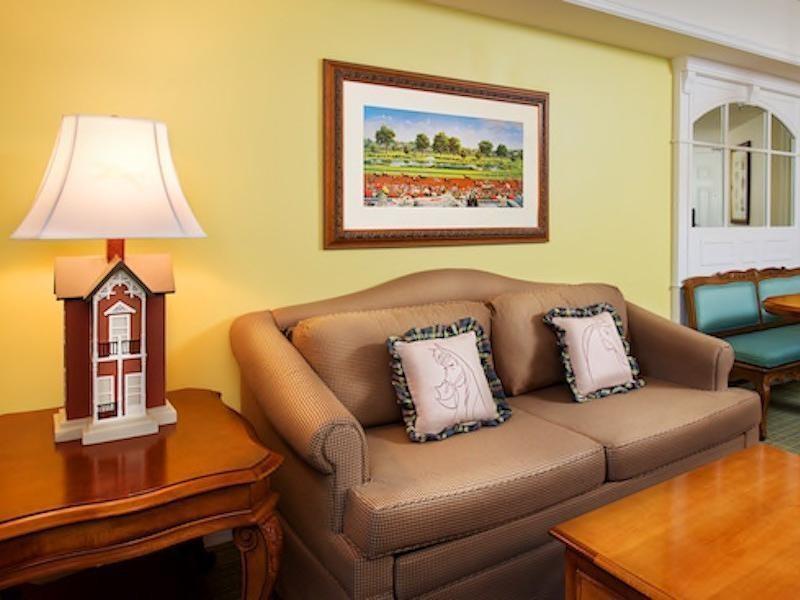 Saratoga Springs rooms