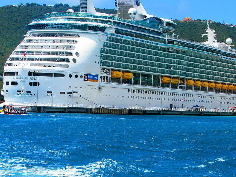 Biggest cruise ships 2020