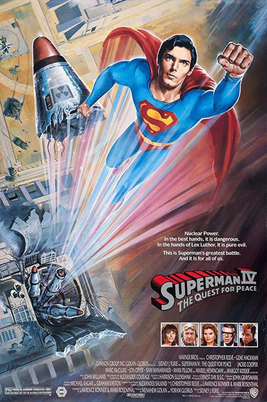 Superman: The Quest for Peace