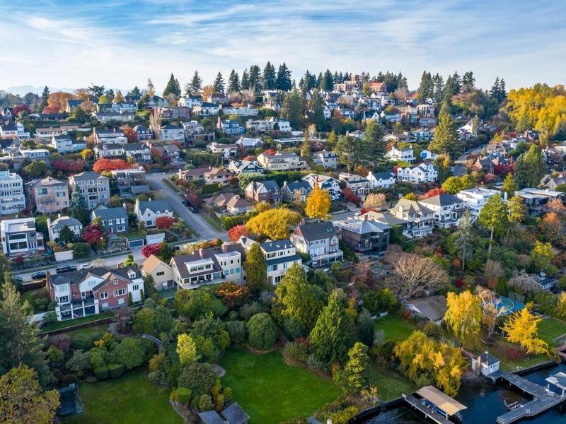 Neighborhood in Seattle