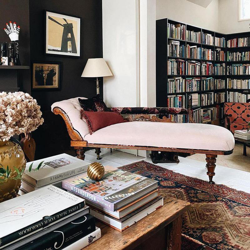Mad About the House library