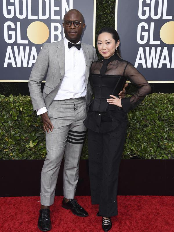 Barry Jenkins and Lulu Wang