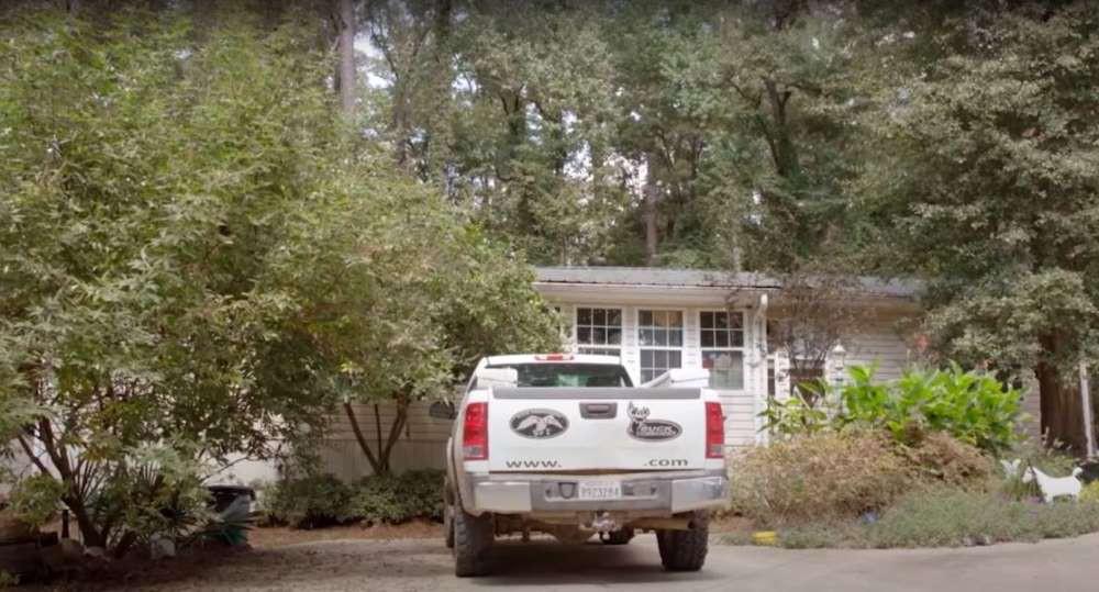 Phil Robertson's house