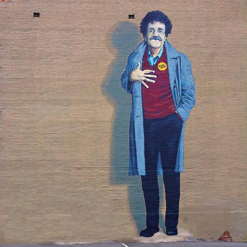 My Affair with Kurt Vonnegut - Pamela Bliss