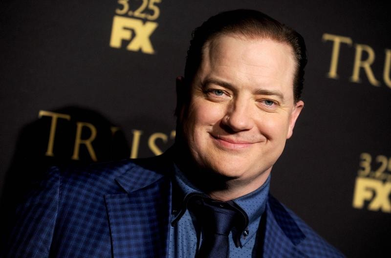 "Brendan Fraser at screening of FX Network's ""Trust"""