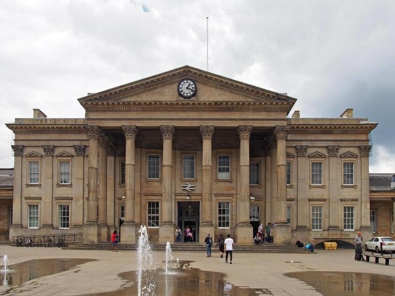 Huddersfield Railway
