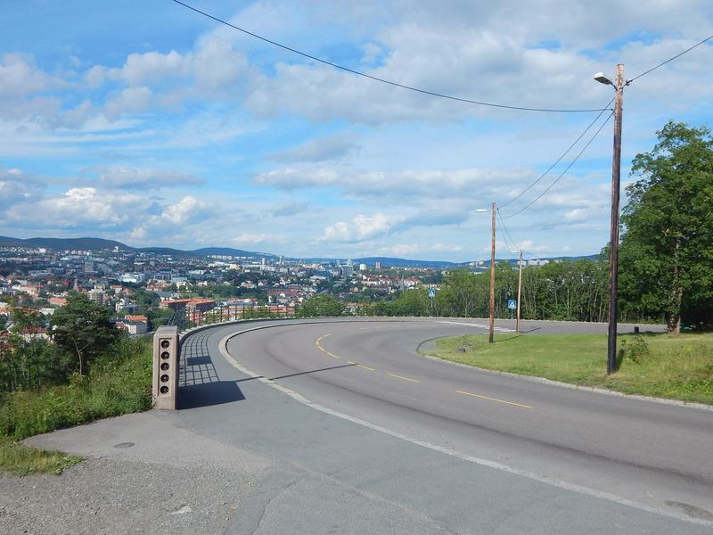 Valhallveien Road