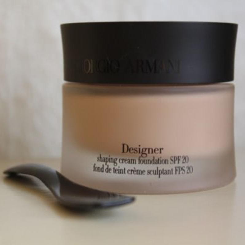 Giorgio Armani Designer Shaping Cream Foundation