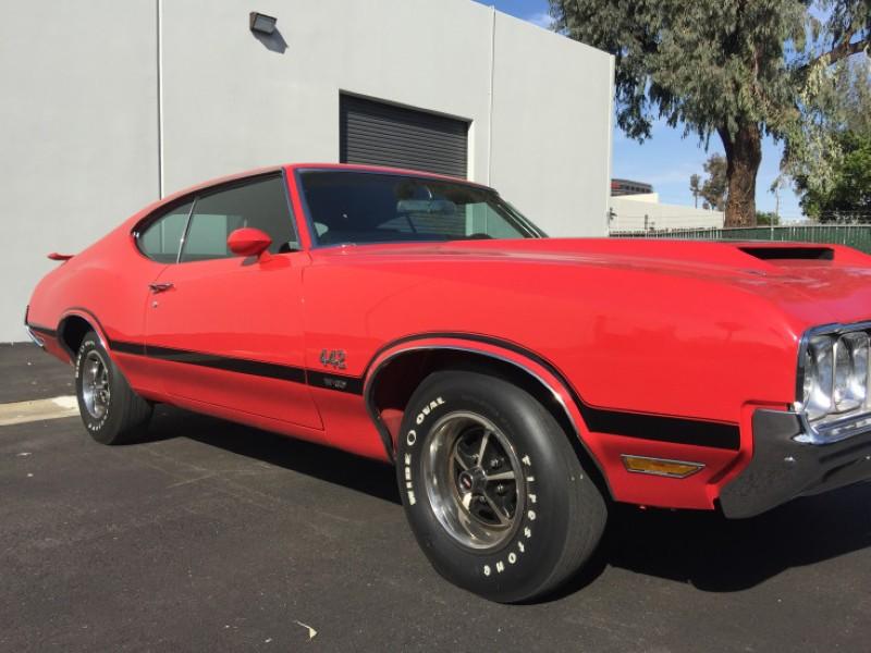 1971 Oldsmobile 422