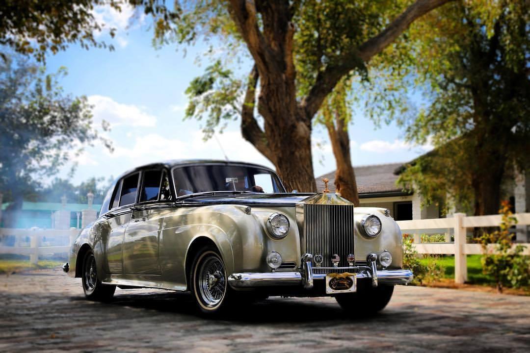 Silver Cloud Rolls-Royce