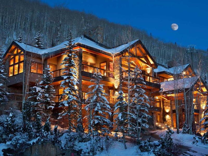 Telluride, Colorado ski estate