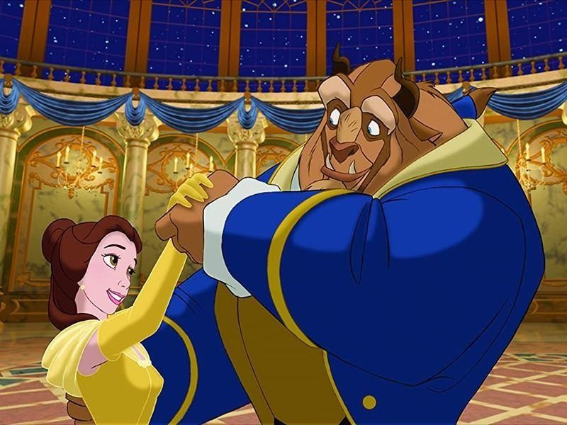 4. Beauty and the Beast