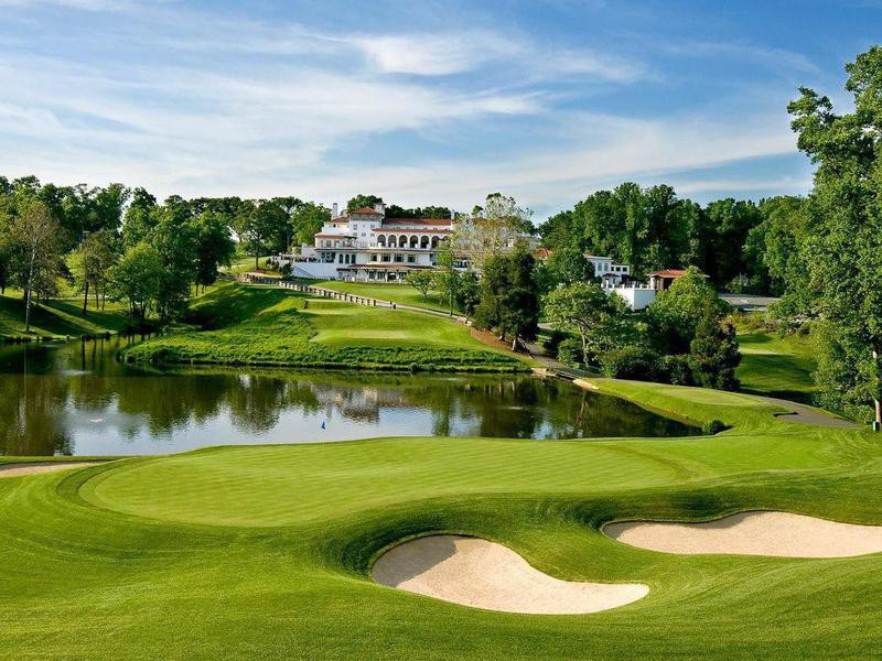 Congressional Country Club (Blue Course)