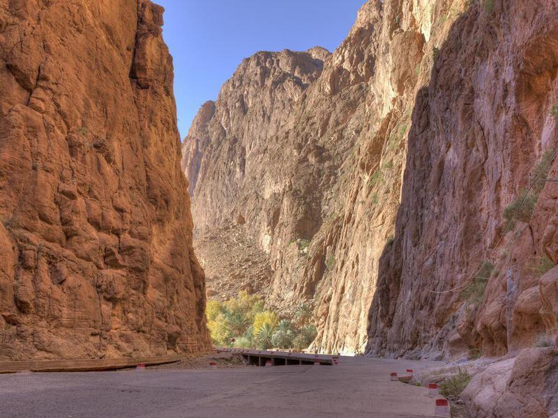 Todra Gorge, Morocco