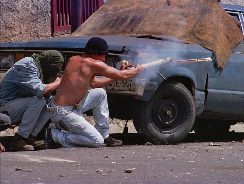 Dangerous country: Venezuela