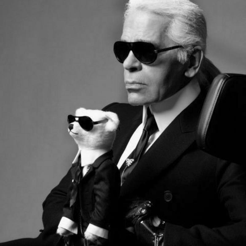 Steiff Karl Lagerfeld Teddy Bear