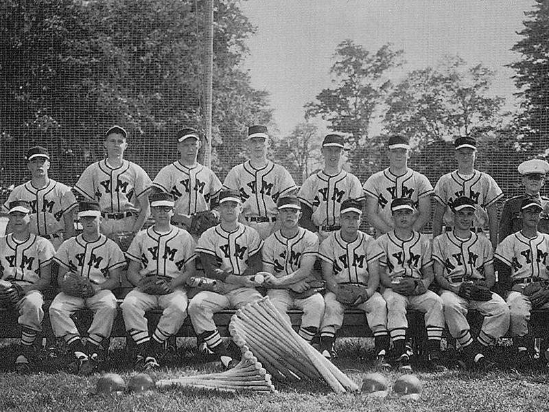 Donald Trump's high school baseball team
