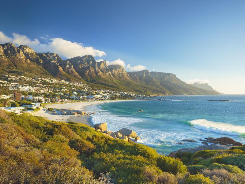 Twelve Apostles, Cape Town, South Africa