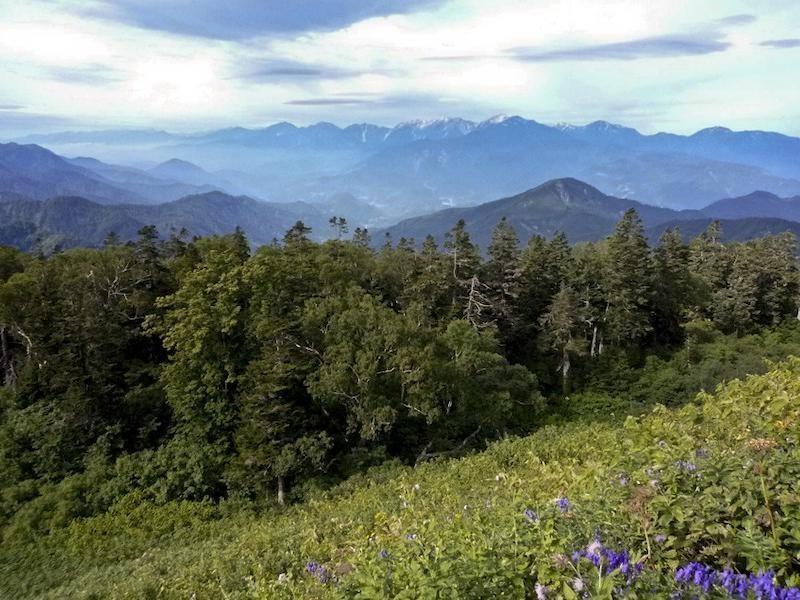 Chubu Hokuriku Nature Trail