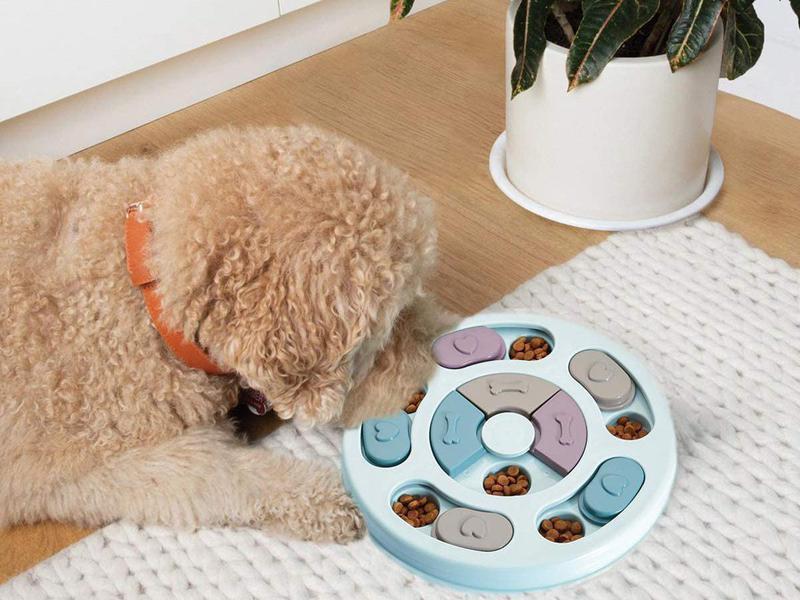 Suwikeke Dog Puzzle Toys, Interactive Dog Game Puzzle Toy